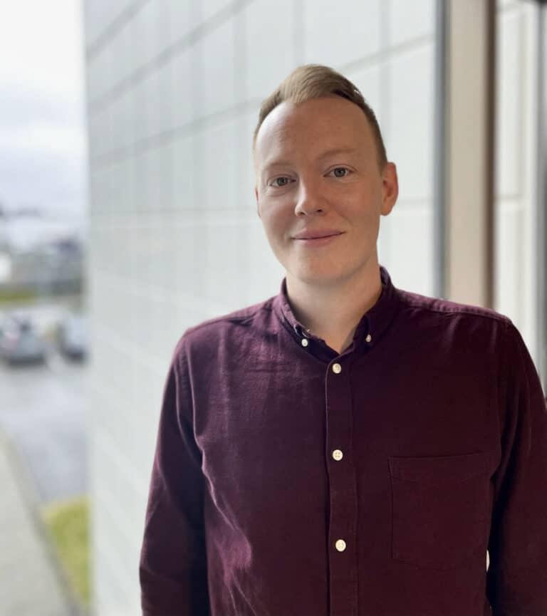 Morten Lorentzen Profitbase Risk Management produktssjef