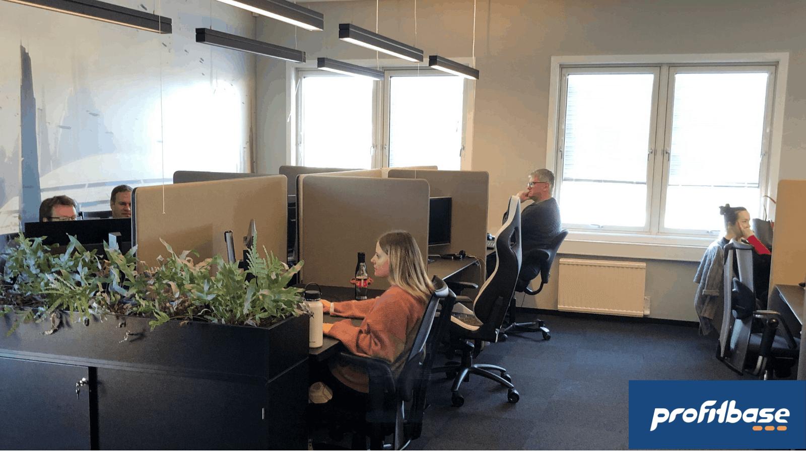 Profitbase kontor